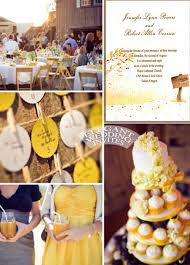 Country Side Style Gold Rustic Fall Cheap Wedding Invitations EWI045