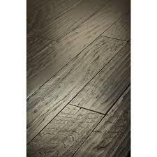 Shaw Versalock Laminate Wood Flooring by Shaw Western Hickory Espresso 3 8 In T X 3 1 4 In W X Random