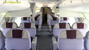 siege business air corsair international boeing 747 400 business class orly to montreal