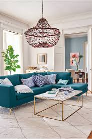 Brown And Teal Living Room by Best 20 Teal Couch Ideas On Pinterest U2014no Signup Required Teal