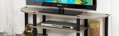 Furinno Computer Desk Amazon by Amazon Com Furinno 11058ex Bk Turn S Tube Wide Tv Entertainment