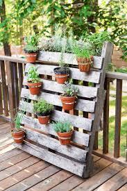 Pallet Garden Instructions