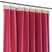 rideaux prets a poser rideau prêt à poser en fil d indienne mon rideau déco
