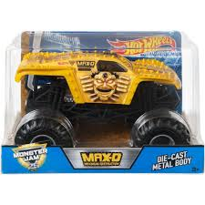 Hot Wheels Monster Jam Max-D Gold Vehicle - Walmart.com Dcor Grave Digger Monster Jam Decal Sheets Available At Motocrossgiant Truckin Tuesday Wonder Woman 2018 New Truck Maxd Axial Smt10 Maxd 110 4wd Rtr Axi90057 Bright 124 Scale Rc Walmartcom Traxxas Xmaxx The Evolution Of Tough Returns To Verizon Center Jan 2425 2015 Fairfax Bursts Full Function Vehicle Gamesplus 2013 Max D Toy Youtube Amazoncom Hot Wheels Red Maximum Destruction Diecast Axial 110th Electric Maxpower