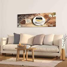 deko bilder küche kaffee esszimmer wandbild leinwand caffe