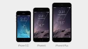iPhone 6 vs iPhone 6 Plus vs iPhone 5s Specifications