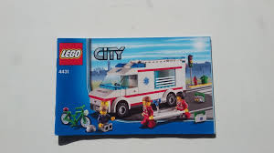 Best Lego City Ambulance Deals | Compare Prices On Dealsan.co.uk Lego Pickup Tow Truck Itructions Best 2018 Quad Lego Delivery 3221 City Fire Station Moc Boxtoyco Chevrolet Apache Building Itructions Httpwww Asia Train Amp Signal Box Police Motorbike 2014 60056 Youtube Custom Fedex Truck Building This Cargo Bundle 3 With 7 Custom Designs Lions Prisoner Transporter 60043 4431 Ambulance Complete Minifig