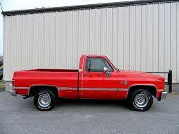 100 Craigslist Mcallen Trucks 1985 To 1989 Chevrolet Pickup For Sale Autoblog