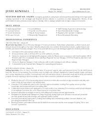 Retail Resume Sample Examples And Template Supervisor Cv Uk Job Of Pdf
