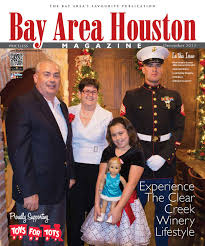 Tommys Patio Cafe Webster Tx by Bay Area Houston Magazine 2012 By Bay Group Media Issuu