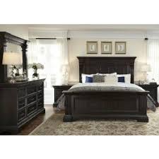 bedroom sets caldwell brown panel bedroom set from pulaski coleman furniture