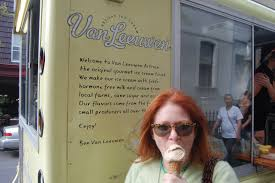 100 Van Leeuwen Ice Cream Truck Mark And Lynn Are Famished Lynn Pays Tribute To The