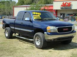 SilveradoSierra.com • 99 GMC Sierra Ext Cab Z71 : Trucks For Sale