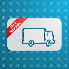 Free Shipping - Silhouette Of Delivery Truck On Label With Red ... Delivery Truck Clipart 8 Clipart Station Stock Rhshutterstockcom Cartoon Blue Vintage The Images Collection Of In Color Car Clip Art Library For Food Driver Delivery Truck Vector Illustration Daniel Burgos Fast 101 Clip Free Wiring Diagrams Autozone Free Art Clipartsco Car Panda Food Set Flat Stock Vector Shutterstock Coloring Book Worksheet Pages Transport Cargo Trucking