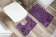 badenzimmer tapiso de teppiche läufer badezimmer