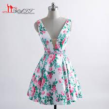 online get cheap floral pattern vintage prom dress aliexpress com