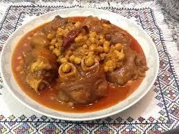 recettes de cuisine tunisienne recette de plat principal hargma tunisienne de la cuisine tunisienne