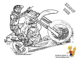 Print Color Craft Motorbike Motorbikes Colouring Pages 8 Coloring