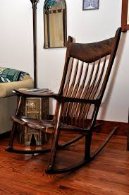 Maloof Rocking Chair Joints by Treefrogfurniture Maloof Inspired Rocker Finale