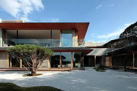 104 Japanese Modern House Plans Cubo Design Architect Completes T3 In Kamakura Japan