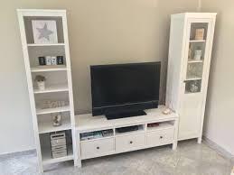 ikea wohnwand hemnes weiß 3 teilig in 56076 koblenz für 310
