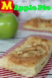 Copycat Mcdonalds Apple Pie Recipe