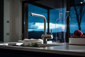 franke neue laminarstrahl technologie für armaturen umaxo