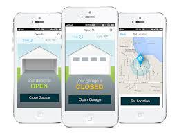 Control Your Garage Door With Open Me App