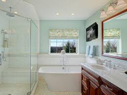master bathroom makeover with luxurious tub joan suzio hgtv