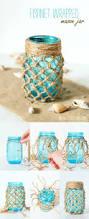 Beach Themed Bathroom Decor Diy by Best 25 Beach Mason Jars Ideas On Pinterest Fun Diy Diy