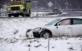 Winter Weather Blamed For Dozens Of Crashes, Closings | News, Sports ...