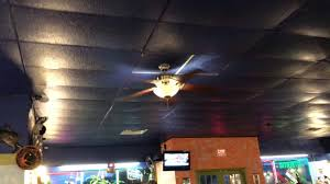 Mainstays Ceiling Fan And Light by 4 Mainstays Ceiling Fans At A Mexican Restaurant Youtube
