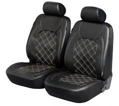 couverture siege voiture peugeot 1007 housse siège auto kit complet noir similicuir