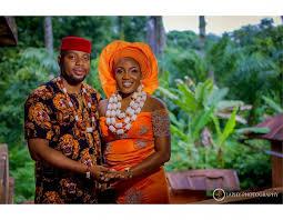 Adaolisa And Mbanugo Gorgeous Igbo Traditional Wedding