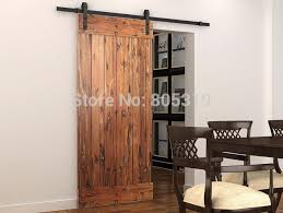 Sliding Barn Door Hardware Track 15m 183m 2m 244m Track For