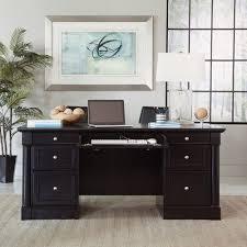 Sauder Palladia Executive Desk Assembly Instructions by Sauder Palladia Executive Desk Multiple Finishes Walmart Com