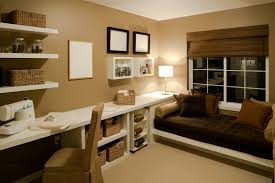 Gorgeous Home Office Guest Room Ideas Modern Combination Between Music And