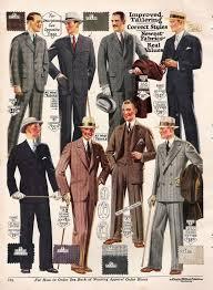 1920 Fashion For Men