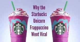 Why The Visually Appealing Yet Awful Tasting Starbucks Unicorn Frappuccino Went Viral