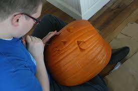 Pumpkin Carving Drill Bit by Carving Pumpkins Nicole Vanputten
