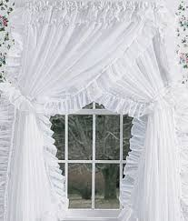 Priscilla Curtains With Attached Valance by 145 Best Country Curtains Images On Pinterest Country Curtains