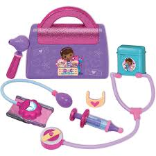 Play Kitchen Sets Walmart by Disney Junior Doc Mcstuffins Toy Hospital Doctor Bag Walmart Com