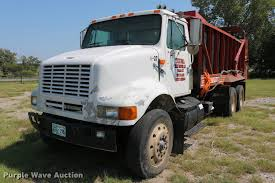 1997 International 8100 Manure Spreader Truck | Item DB4141 ... Used Red And Gray Case Mode 135 Farm Duty Manure Spreader Liquid Spreaders Degelman Leon 755 Livestock 1988 Peterbilt 357 Youtube Pik Rite Mmi Manure Spreaderiron Wagon Sales Danco Spreader For Sale 379 With Mohrlang 2006 Truck Item B2486 Sold Digistar Solutions 1997 Intertional 8100 Db41