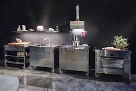 bei den profis abgeschaut edelstahlküchen küchen journal