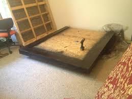 diy floating platform bed diy furniture blog diy floating bed