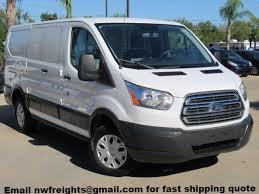 2016 Ford Transit Van Gasoline