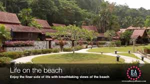100 Pangkor Laut Resorts Island Beach Resort Beach Villa Island YouTube