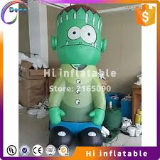 Halloween Yard Inflatables 2014 by Online Buy Wholesale Inflatable Halloween Yard Decorations From