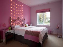 Pink Cute Decoration Girls Room Design