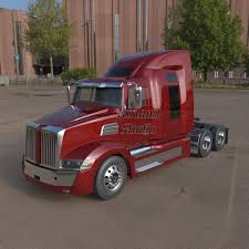Western Star 5700 Sleeper Cab Semi Truck | Freelancers 3D